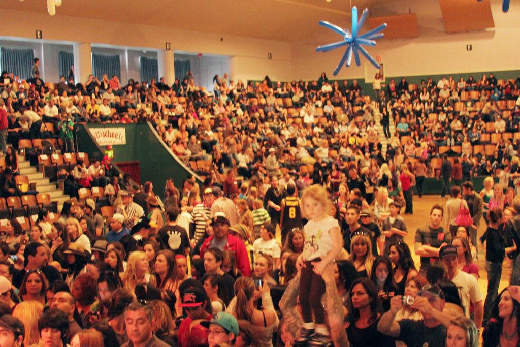 Half Day Seminar and Live Music Event - Santa Cruz Civic Auditorium