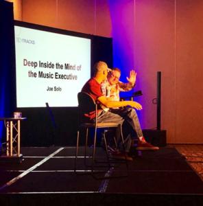 Breaking In Presentation at NAMM 2018