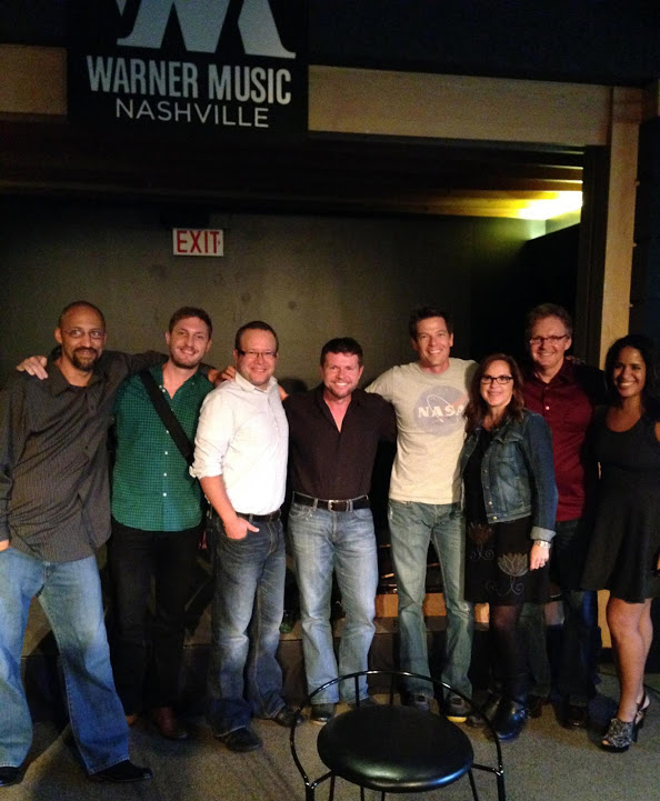 Warner Music Nashville with Award Winning Country Songwriter Lee Miller