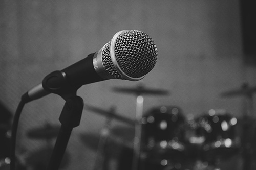 Choosing The Right Mic: A Basic Guide To Microphones